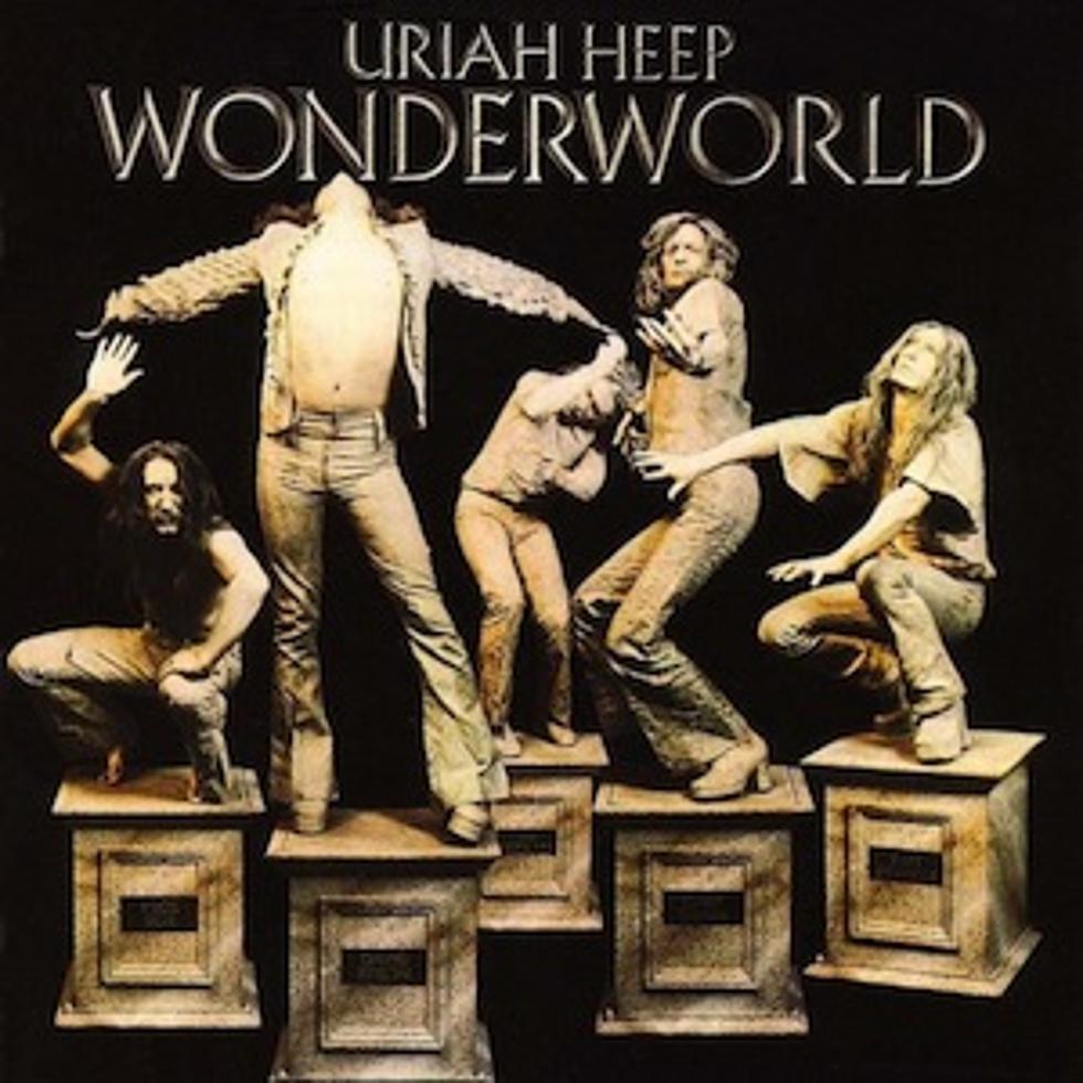 40 Years Ago: Uriah Heep Release 'Wonderworld'