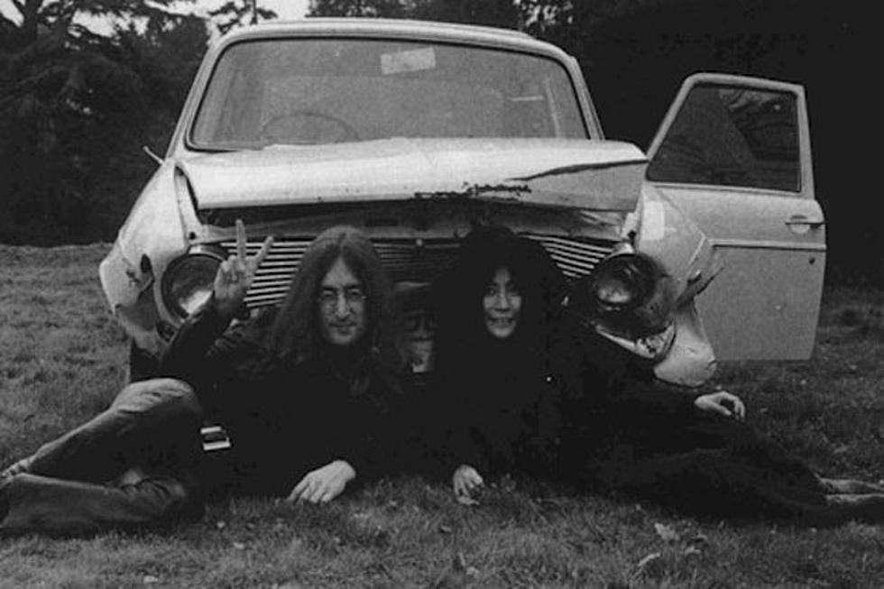When John Lennon Learned He Was a Bad Driver, the Hard Way