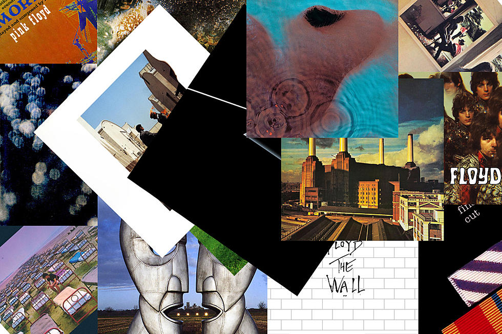 Pink Floyd Albums Ranked Worst to Best