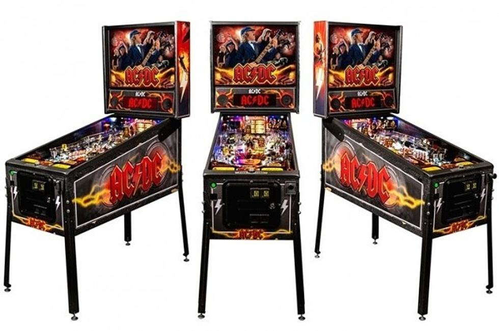 Fantastic New Ac Dc Pinball Machine On The Way Pabps2019 Chair Design Images Pabps2019Com