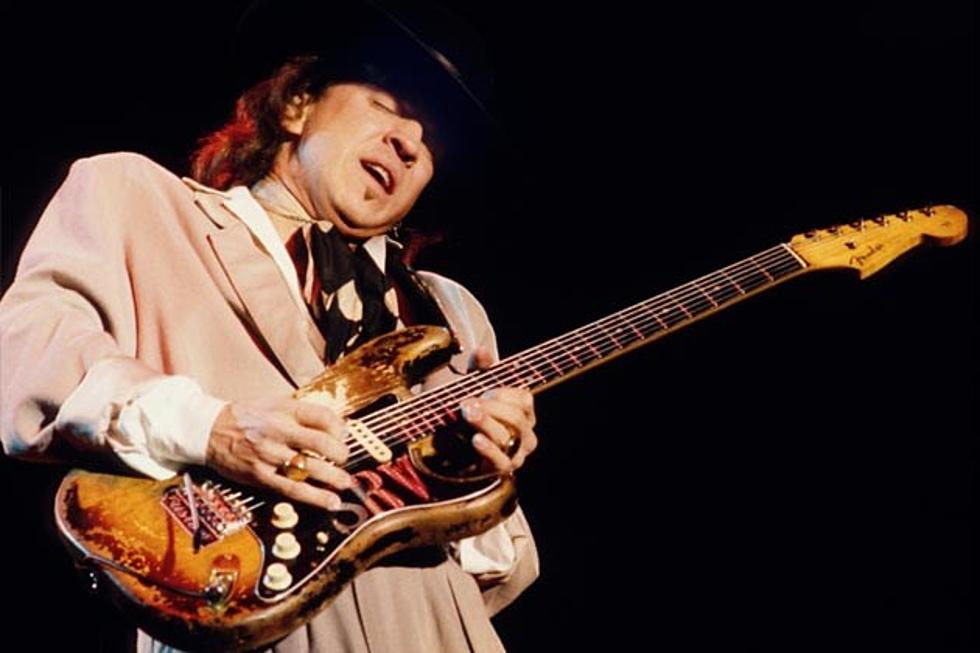 The Day Stevie Ray Vaughan Died