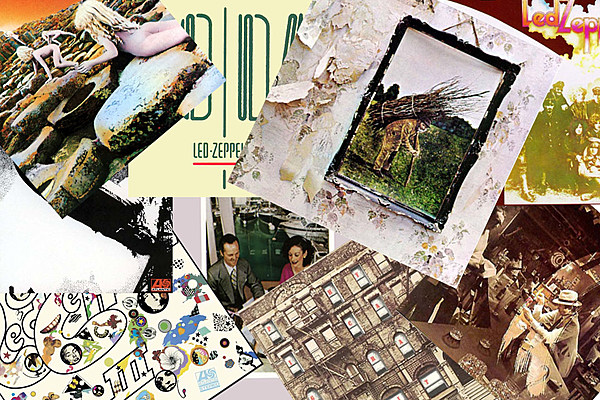 Led Zeppelin Albums Ranked Worst To Best