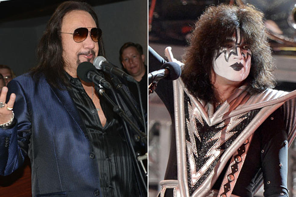 Ace Frehley On Tommy Thayer How Big Are The Balls On This Guy