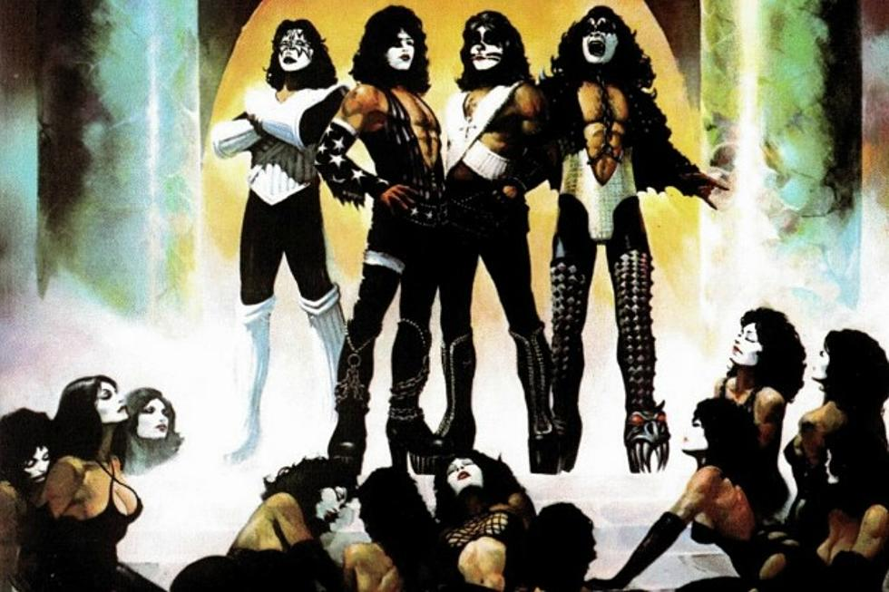 Kiss' 'Love Gun' Album Reportedly Getting Deluxe Edition Reissue