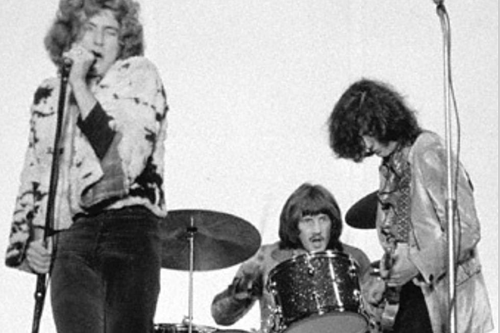 46 Years Ago: Led Zeppelin Play Their First Official Live Show