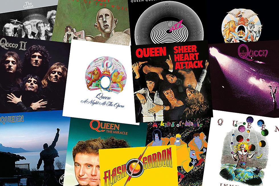 Queen Albums Ranked Worst to Best