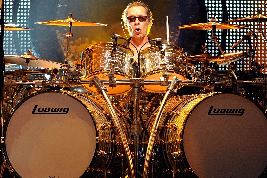 Alex Van Halen Riff Given Top Honors In Best Drum Intro Poll