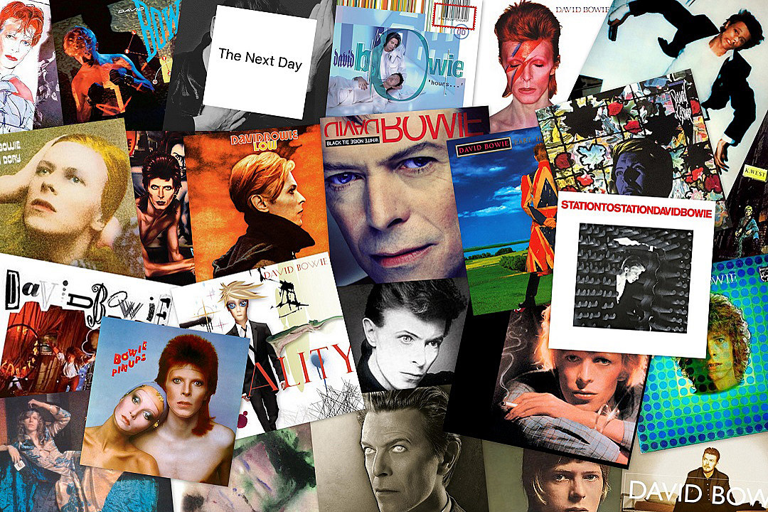 David Bowie Albums Ranked Worst to Best