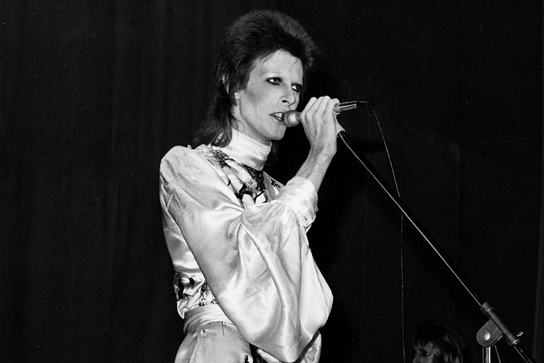 David Bowie Took A Lot Of Cocaine In The '70s