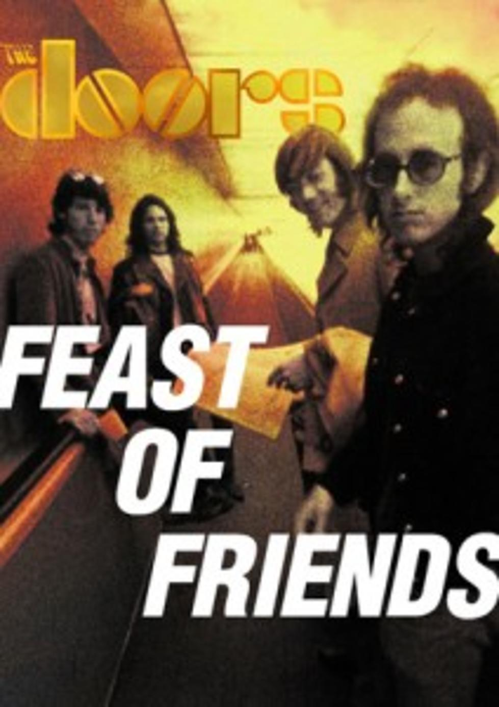 The Doors, 'A Feast Of Friends' - DVD Review