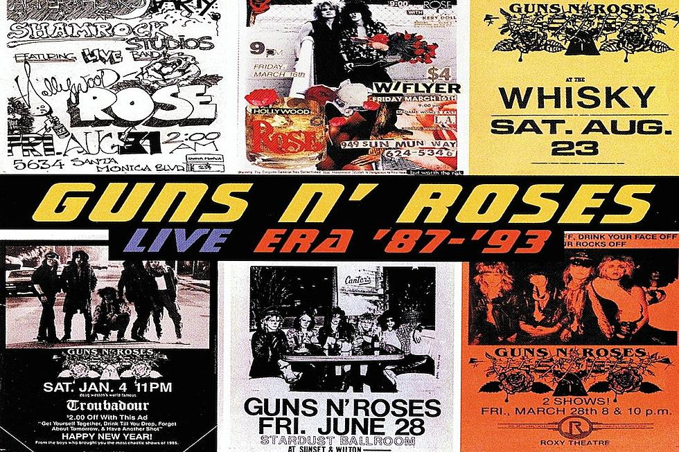 That Time Guns N' Roses Looked Back With 'Live Era '87-'93'