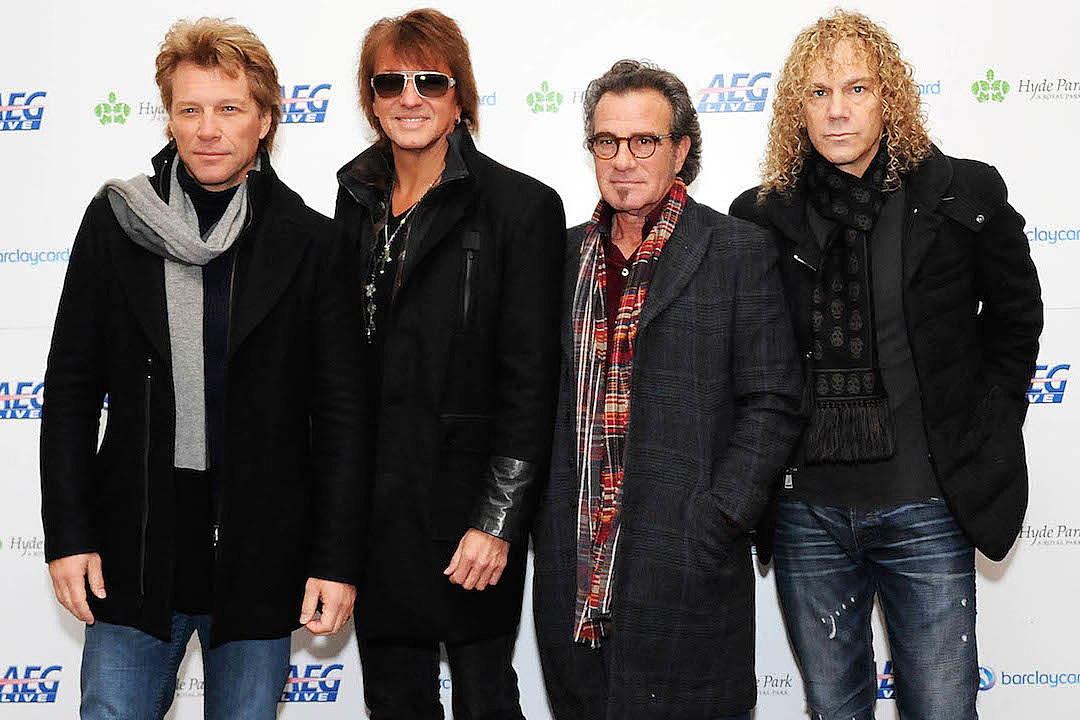 13 Facts You May Not Know About Bon Jovi