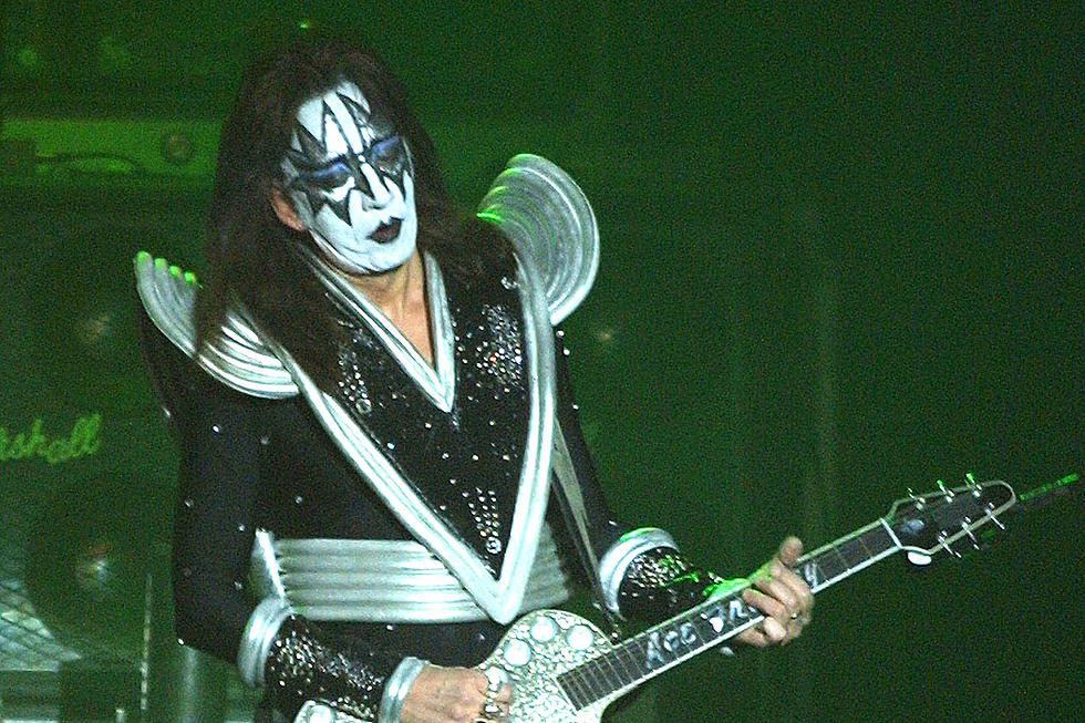 The Time Ace Frehley Was Nearly Electrocuted Onstage At A Kiss Concert