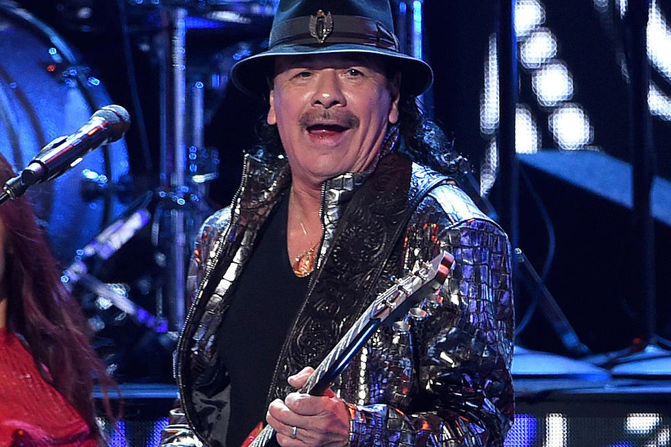 Santana Reach New Commercial Heights With 'Supernatural'