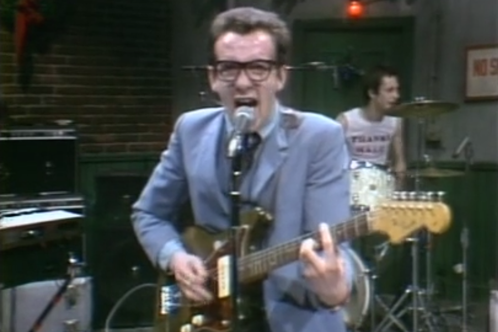 How Elvis Costello Was Banned From 'Saturday Night Live'