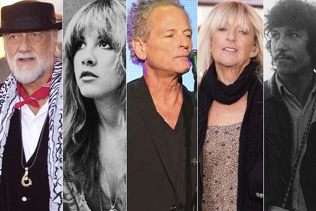 Fleetwood Mac Lineup Changes A Complete Guide