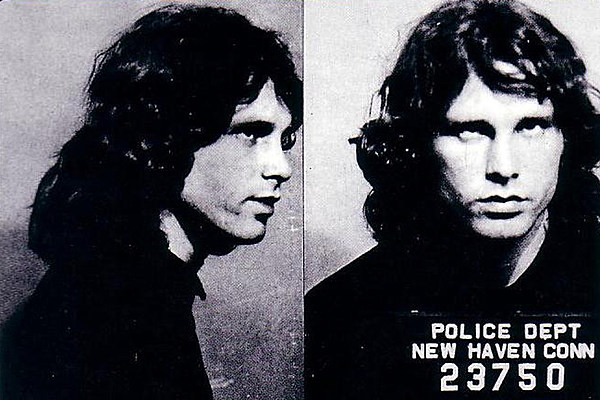 How Jim Morrison Got Arrested Onstage In New Haven