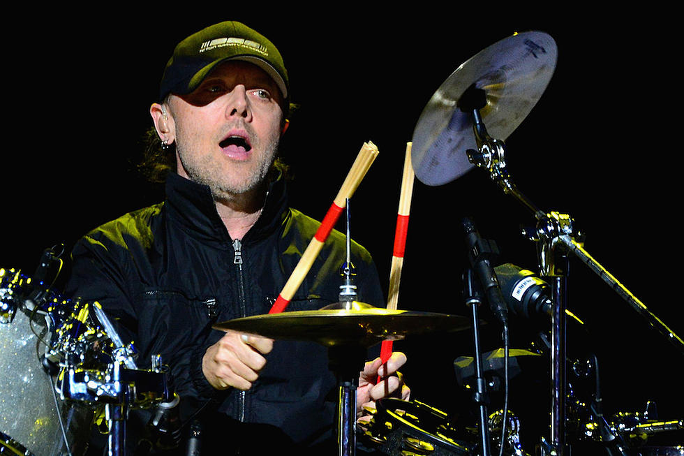 Lars Ulrich on Drumming: 'I've Never Been Interested in Ability'