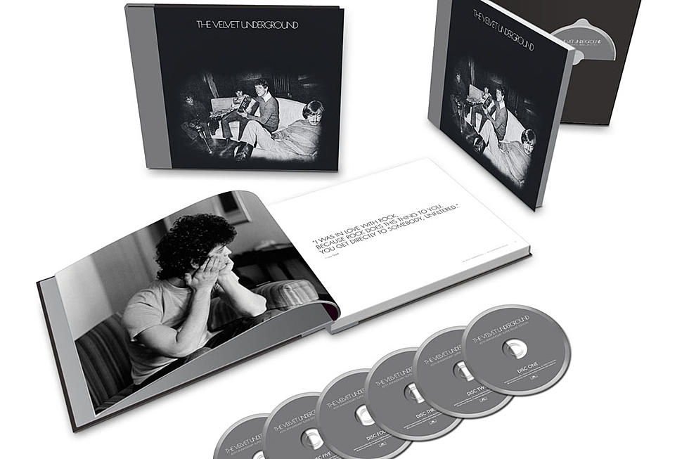 Win 'The Velvet Underground' Super Deluxe Edition