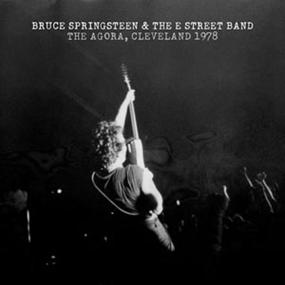 Bruce Springsteen Releases Famous 1978 Cleveland Concert