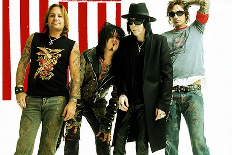 cdda7facd8335 Revisiting Motley Crue's Reunion With Tommy Lee, 'Red, White and Crue'