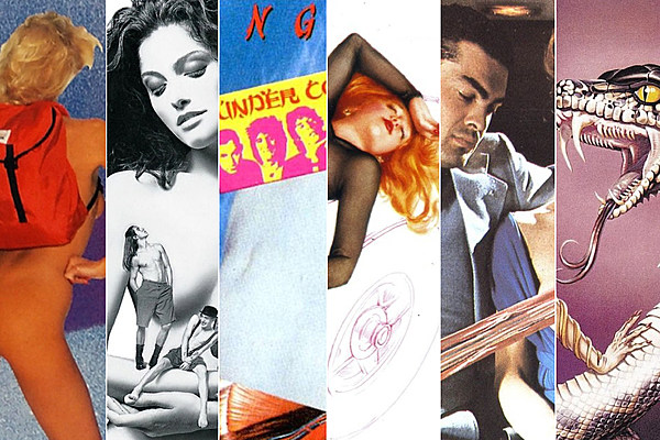 Rock S Sexiest Nude Album Covers