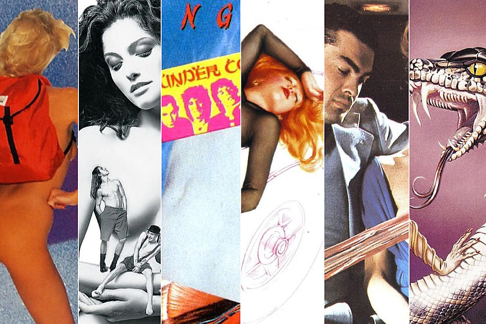 Rock's Sexiest Nude Album Covers