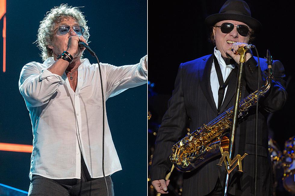 Van Morrison and the Who to Headline 2015 Teenage Cancer