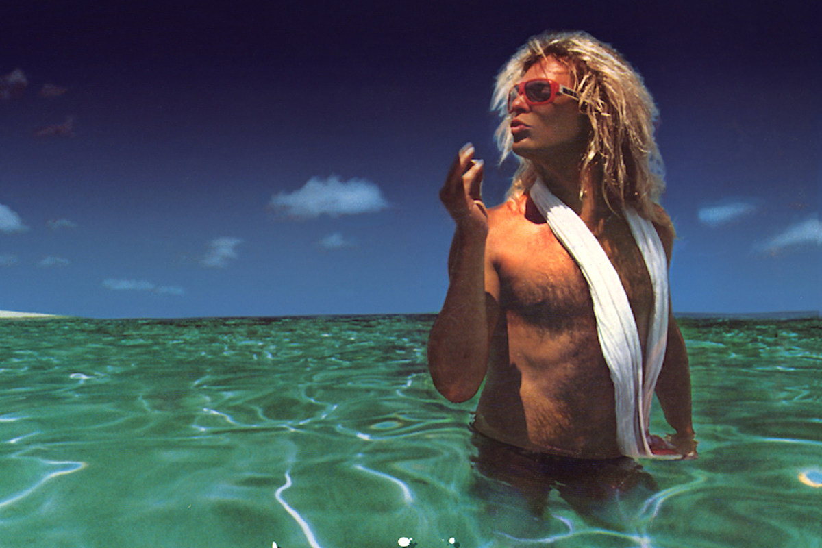 35 Years Ago David Lee Roth Goes Solo With Crazy From The Heat