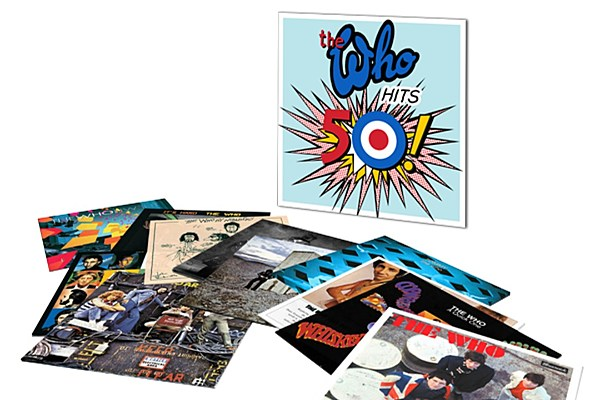 The Who Announce 50th Anniversary Vinyl Reissues