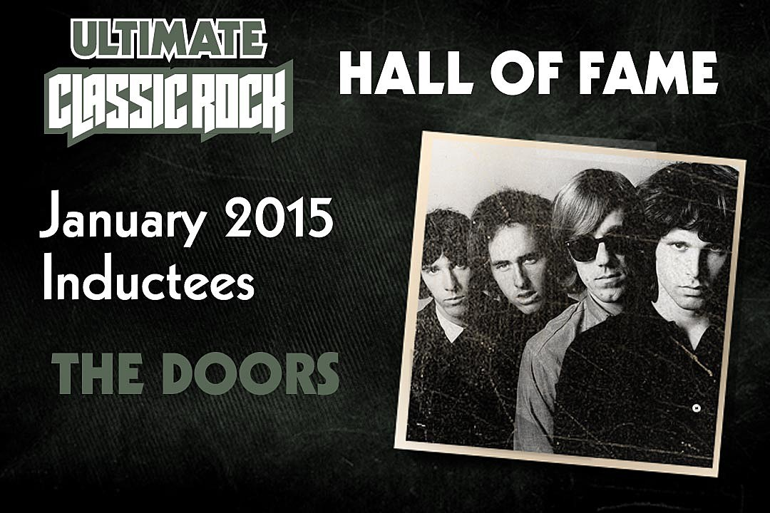 Doors Inducted Into the Ultimate Classic Rock Hall of Fame