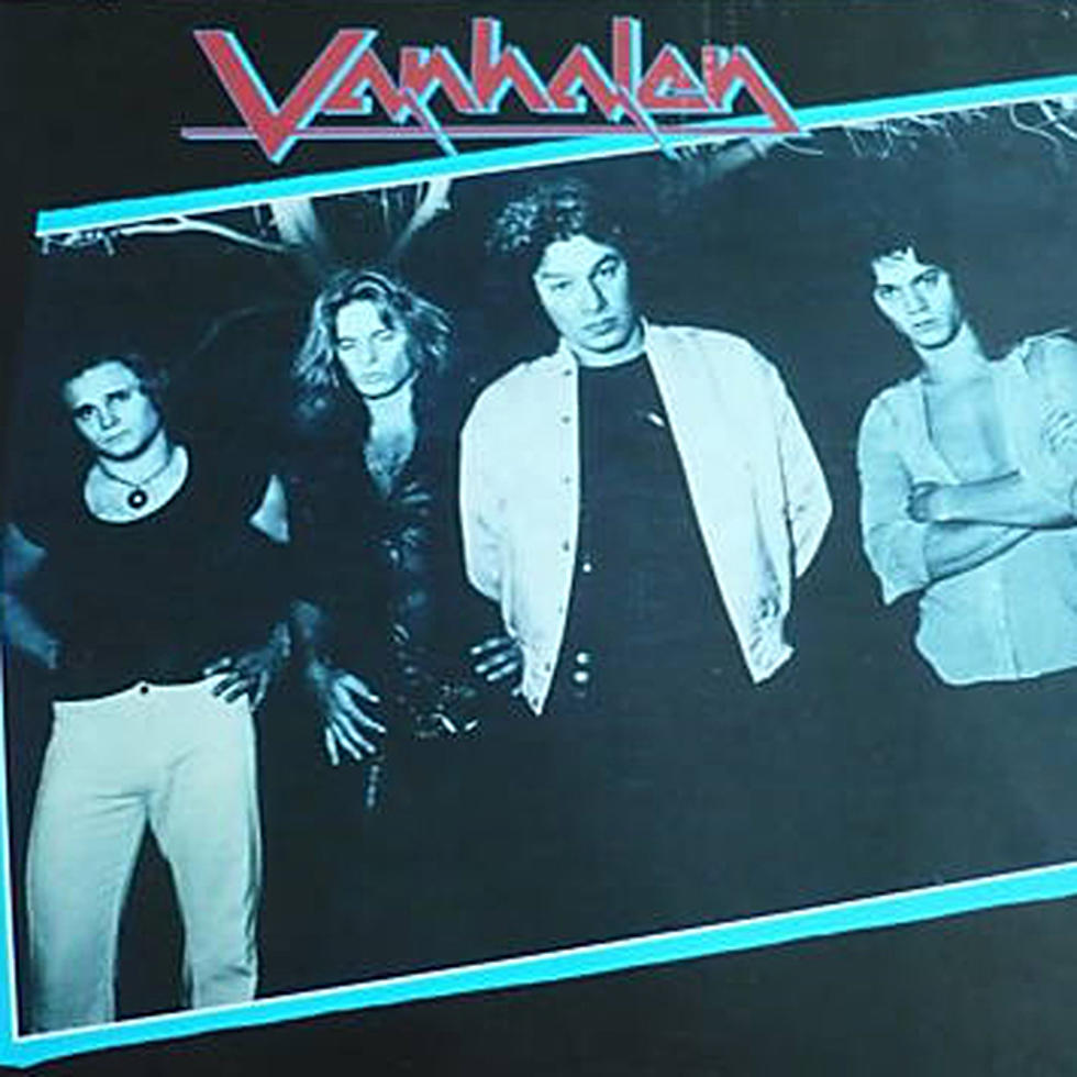 Why Van Halen Rejected Their First Album Cover They Tried To Make Us Look Like The Clash