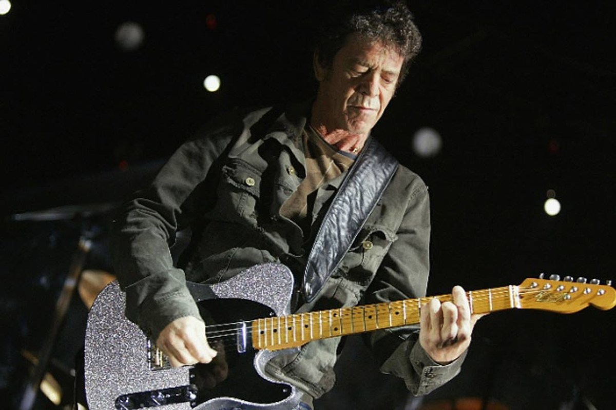Lou Reed Writes Gritty Love Letter to Hometown, 'New York'