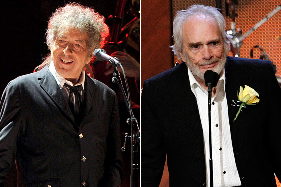 Merle Haggard Responds to Bob Dylan's Controversial Speech