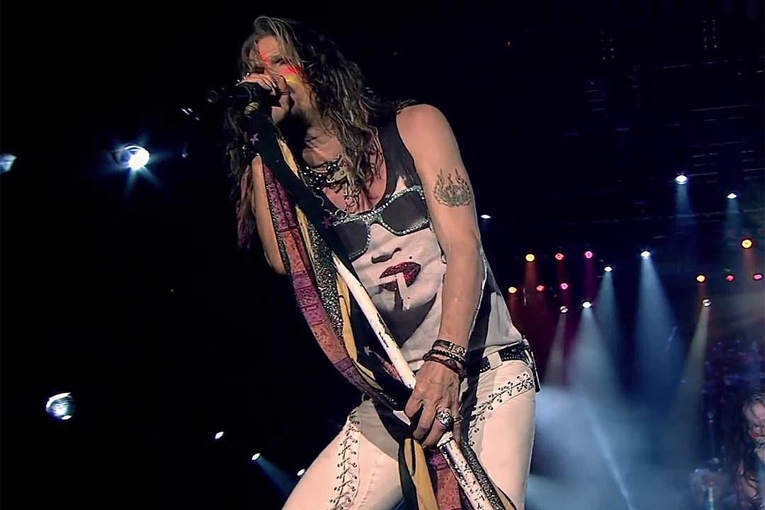 Watch Aerosmith Rock Donington With 'Mama Kin': Exclusive