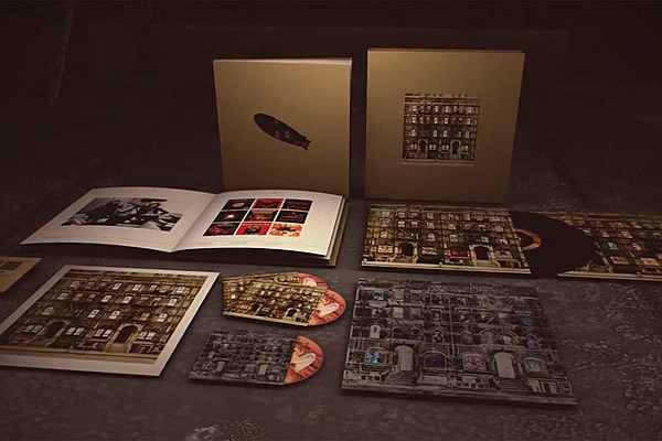 Watch Led Zeppelin S Super Deluxe Edition Of Physical