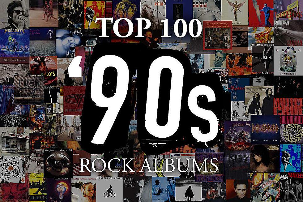 Top 100 '90s Rock Albums