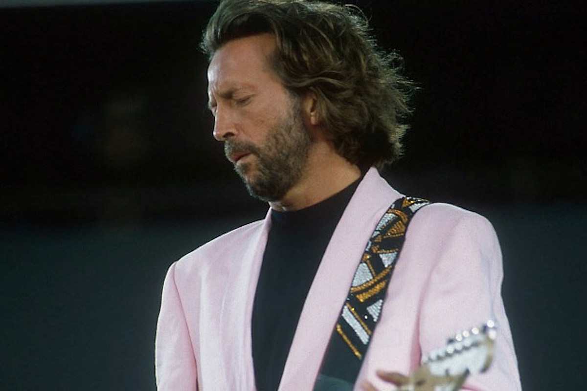 The Day Eric Clapton's Son Was Killed in 49-Story Fall