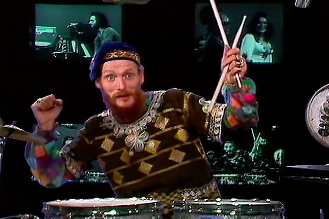 Ginger Baker Drum Book