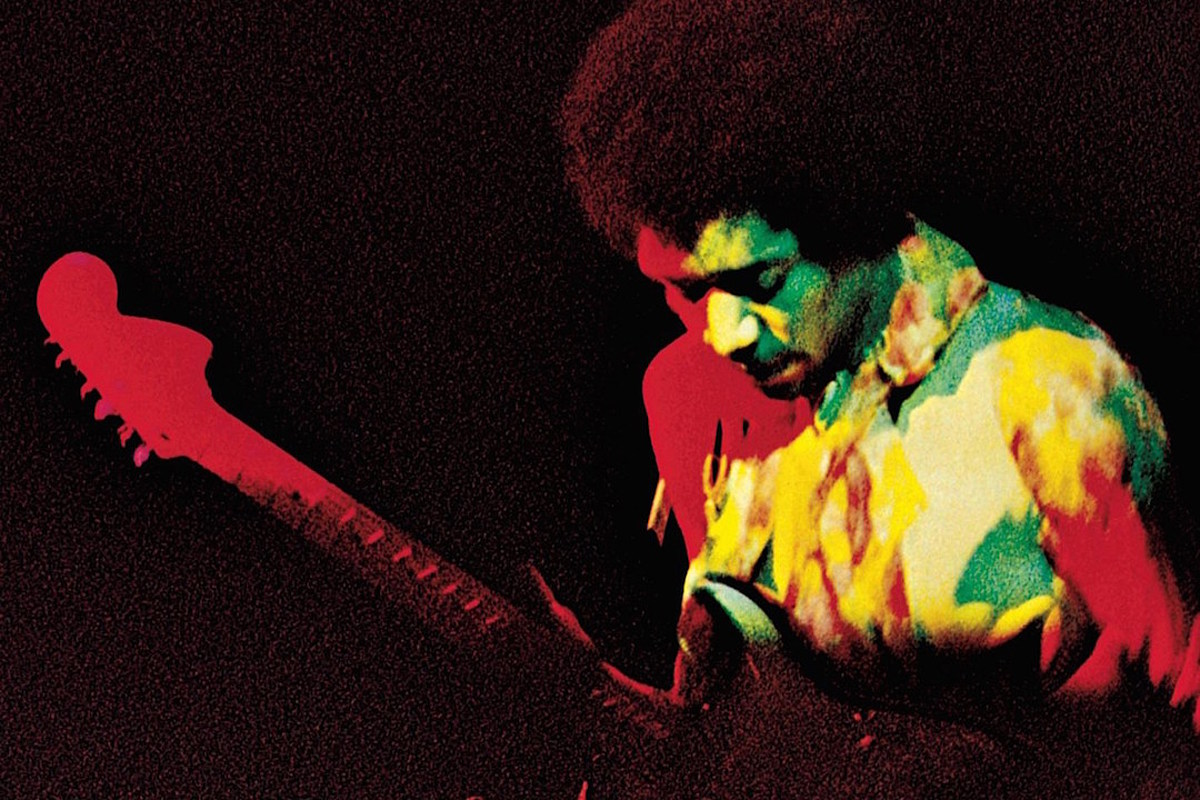 How Jimi Hendrix Turned Away From Psychedelia on 'Band of