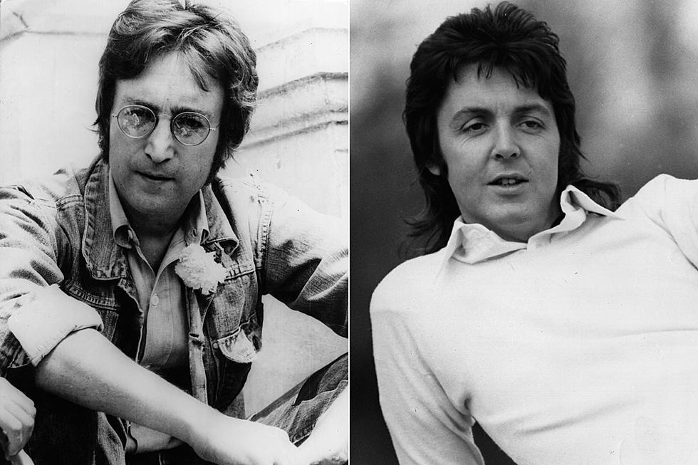 When John Lennon And Paul Mccartney Took Their Last Photo