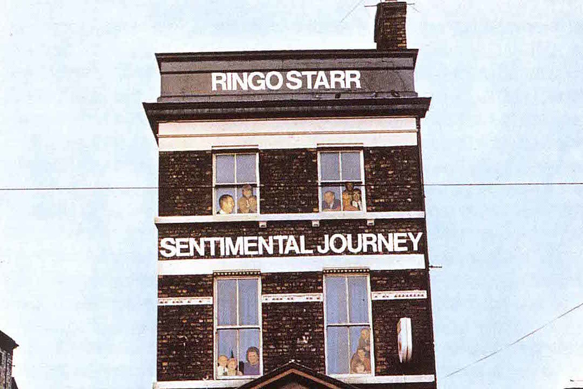 Revisiting Ringo Starr's Solo Debut, 'Sentimental Journey'