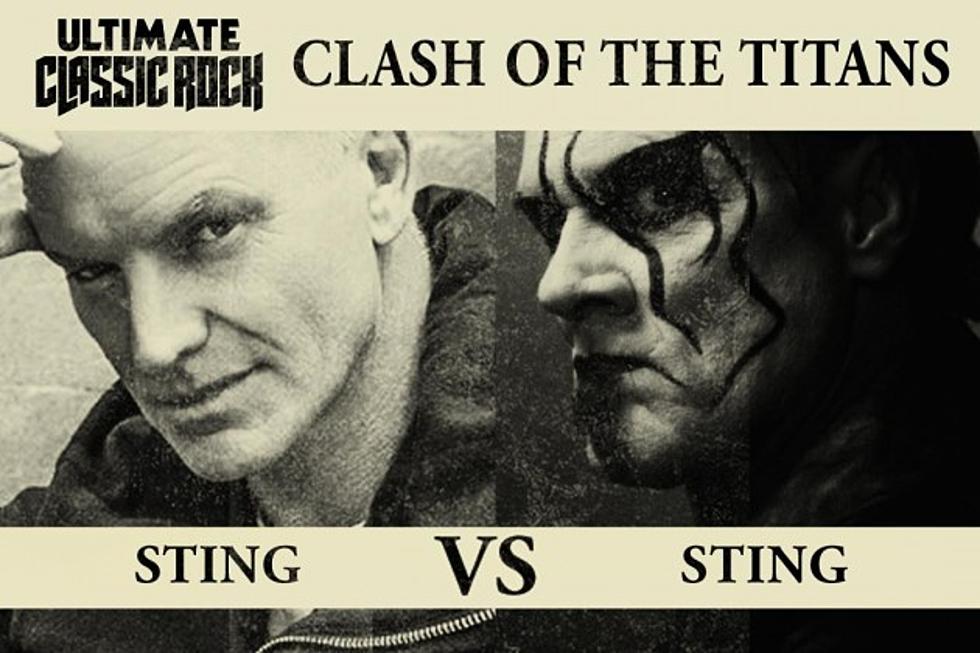 Sting vs  Sting: Clash of the Titans