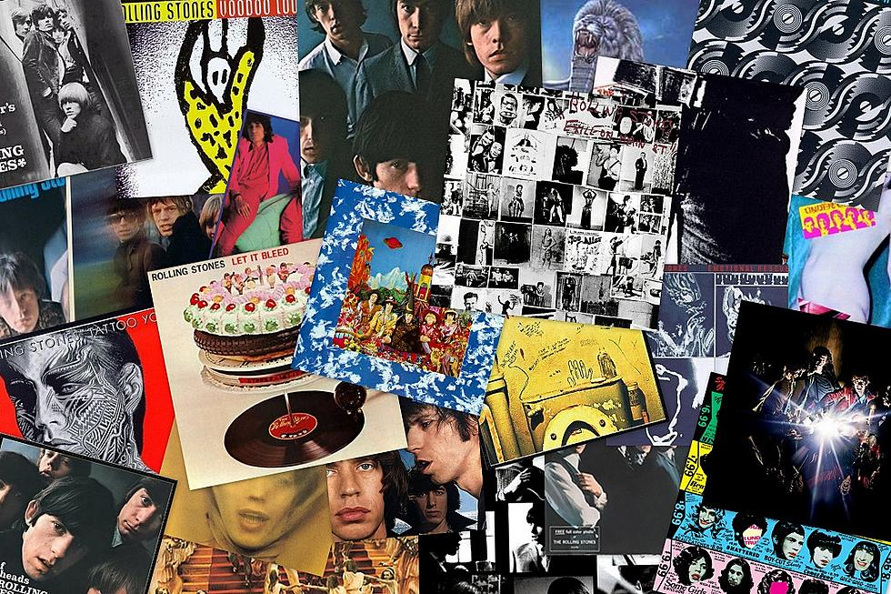 Rolling Stones Albums Ranked Worst to Best