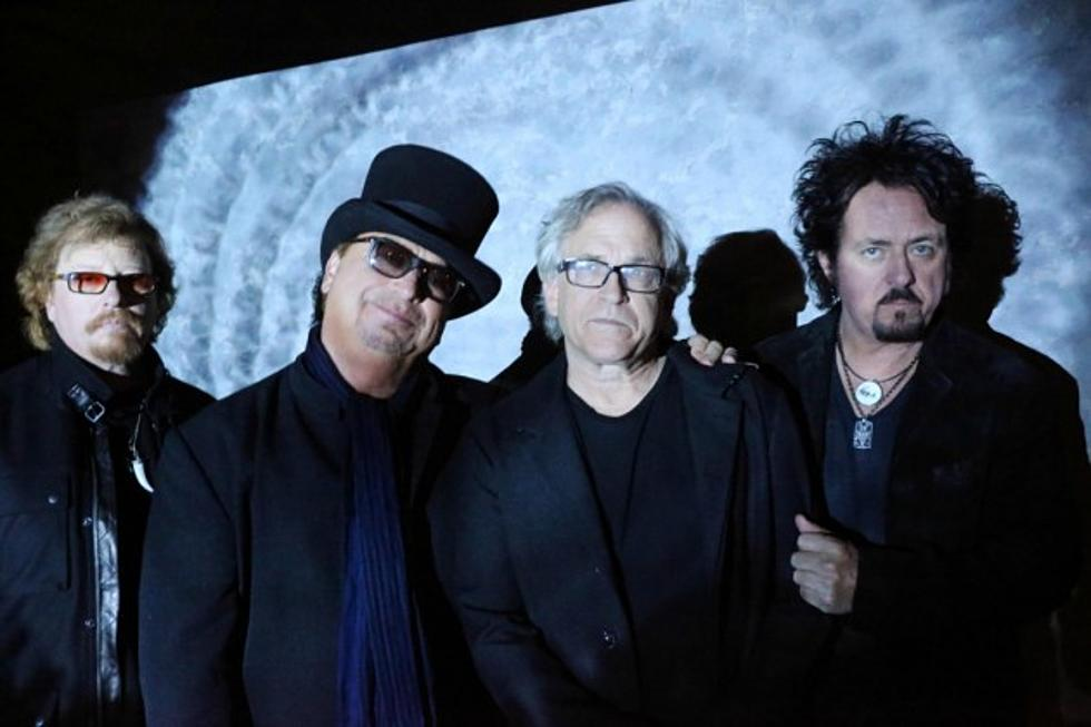 Toto's Steve Lukather and Joseph Williams Share the Story of