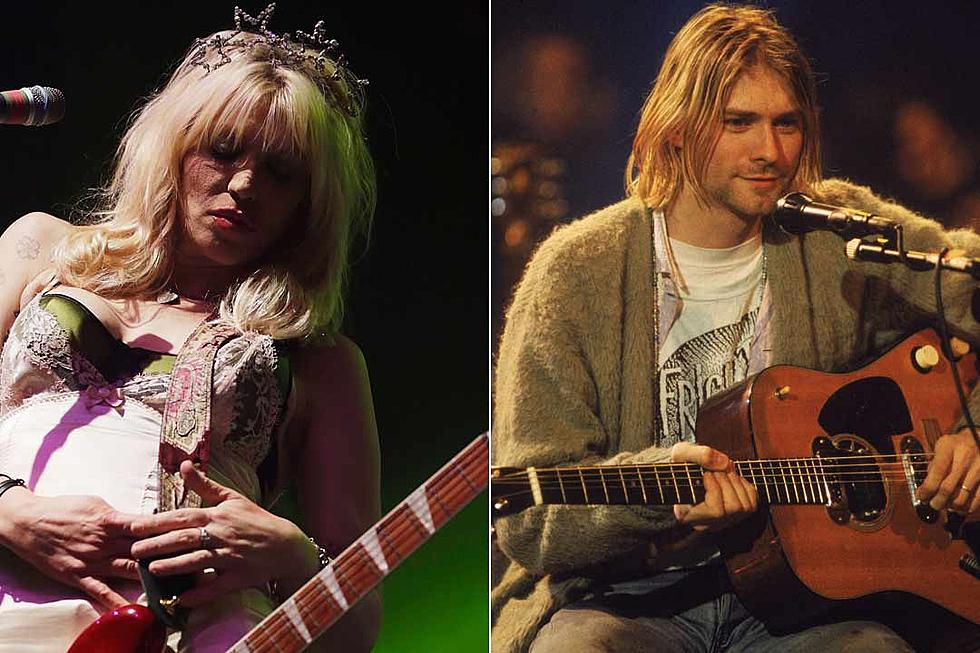 Courtney Love Sues Over Fake Nirvana Song