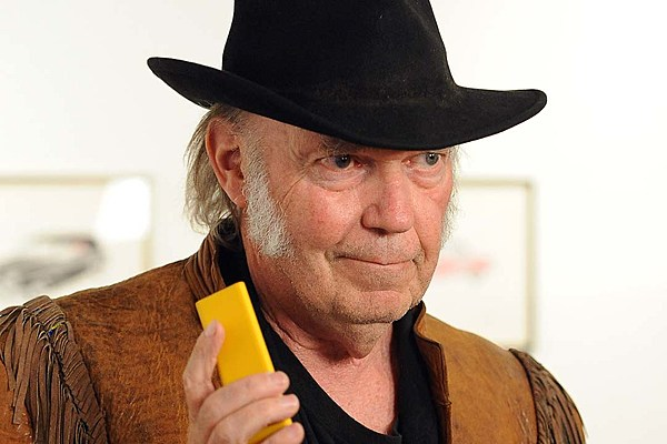 Neil Young's New Song, and Most of His Catalog, Now on All