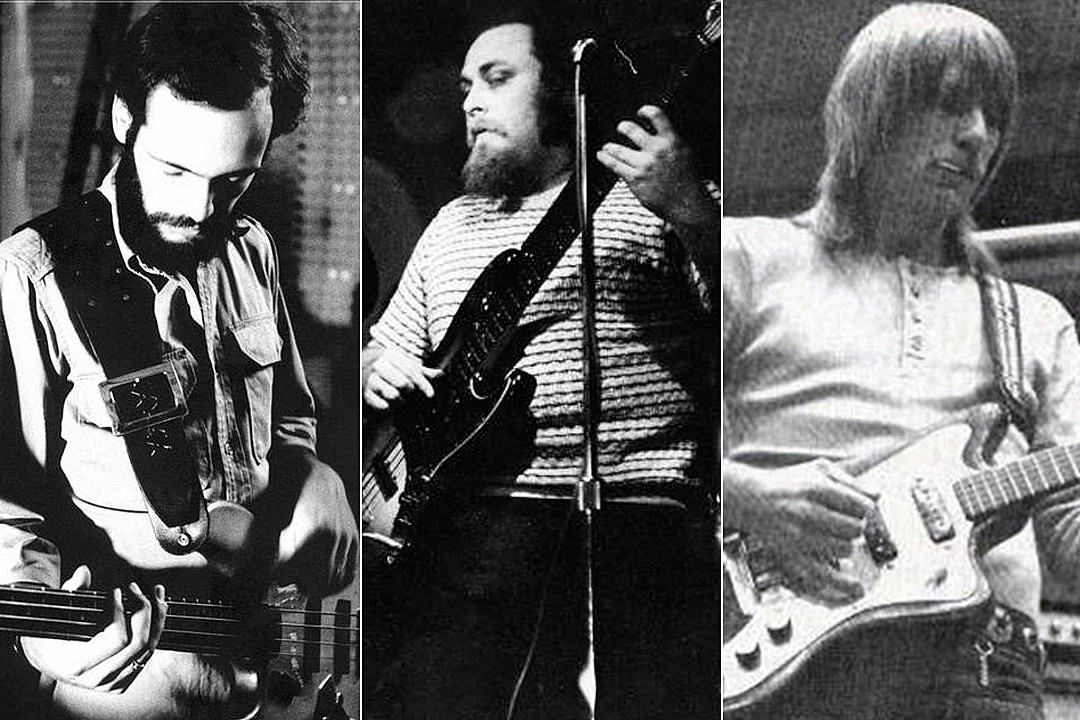 The Secret History of the Doors' Bass Players