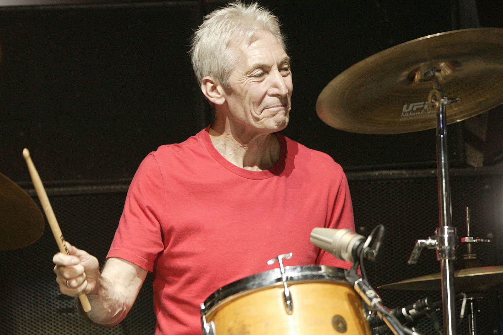 Charlie Watts 'Unlikely To Be Available' for Rolling Stones Tour