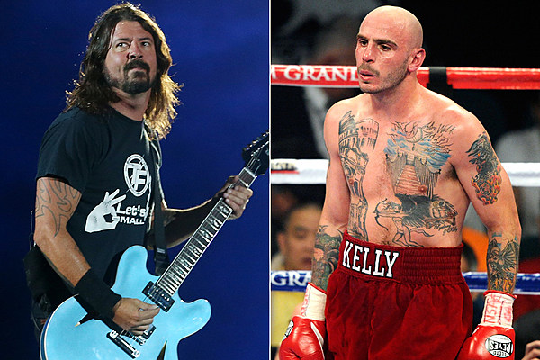 Boxing Champion Kelly Pavlik Arrested At Foo Fighters
